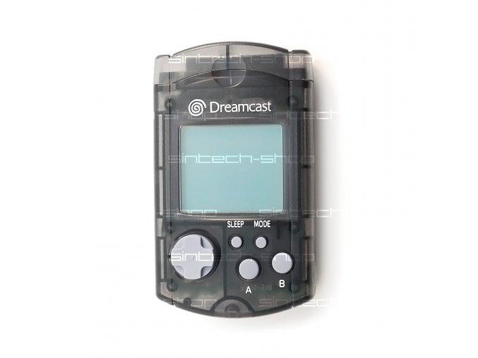 Visual Memory Unit pro Dreamcast - modrý