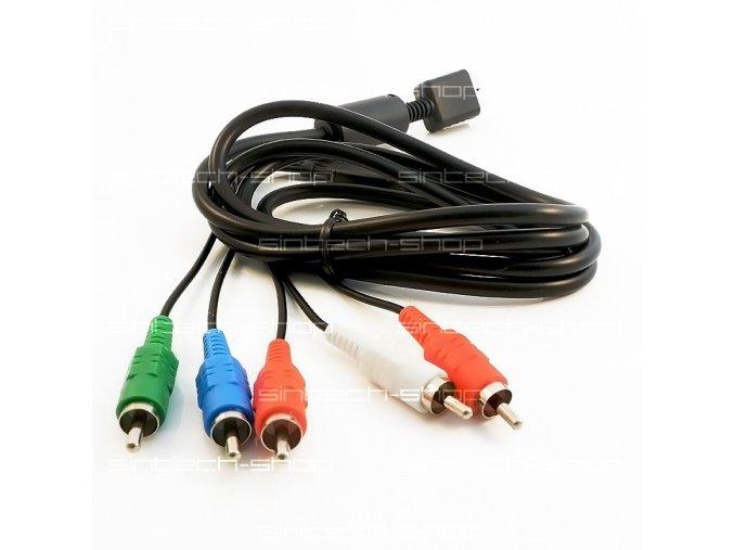 PS2 / PS3 YUV Komponentní kabel (Playstation 2/3)