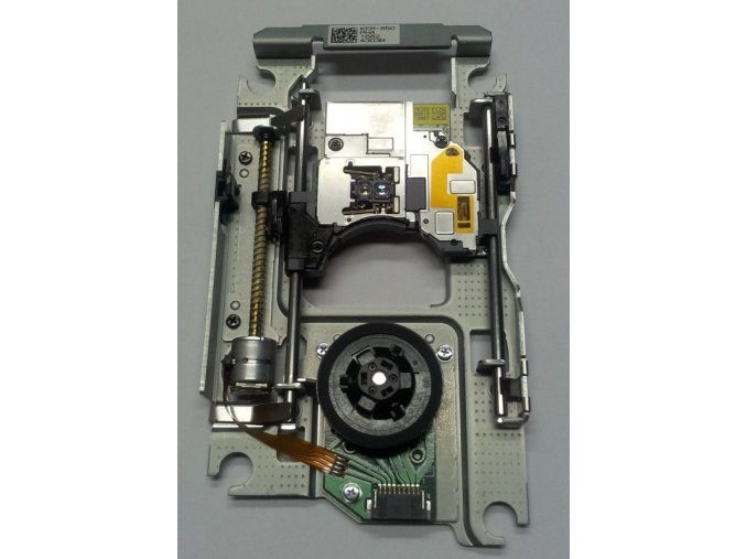PS3 Superslim KEM 850PHA laser s rámem