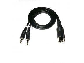 Amstrad / Schneider CPC 664 a 6128 kabel pro externí rekordér