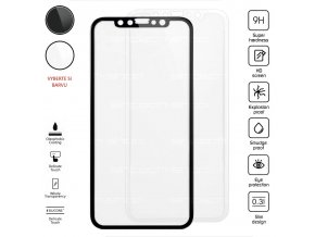 3D tempered glass iphoneX main
