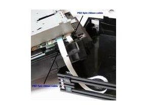 PS2 slim Reset/Eject Kabel 8PIN V12-V14
