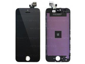 iPhone 5 LCD displej + dotyk - černý, SINTECH© Premium