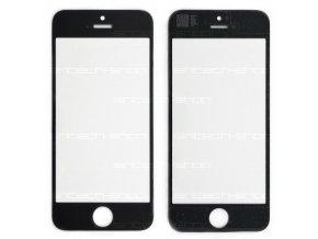 iPhone 5/5S/5C/SE čelní dotykové sklo - černé