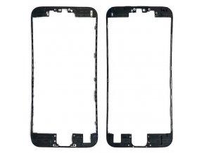 """iPhone 6S (4,7"""") černý - čelní rámeček skla"""