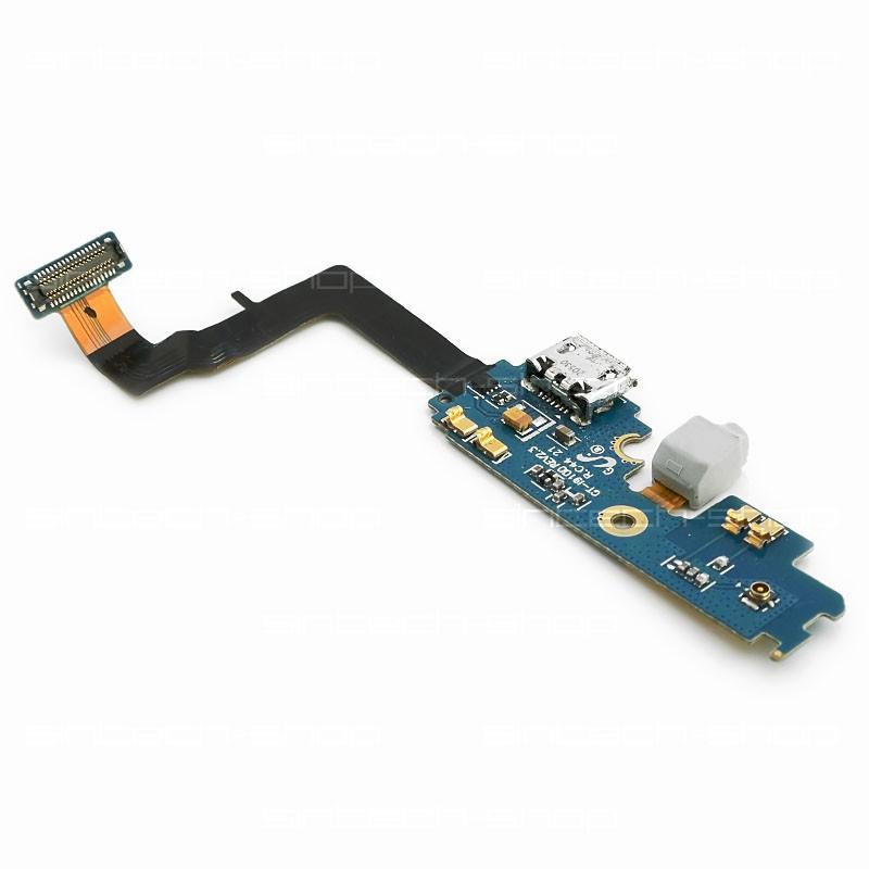 Samsung GT-I9100 Galaxy S2 Micro USB port + Mikrofon s flex kabelem