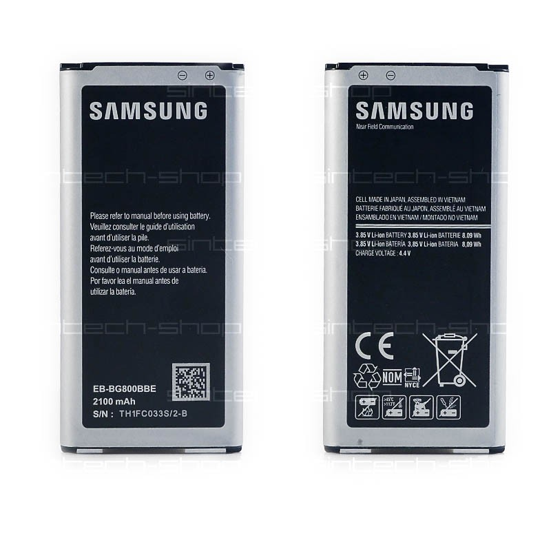 Samsung Galaxy S5 mini G800F ORIGINÁLNÍ baterie